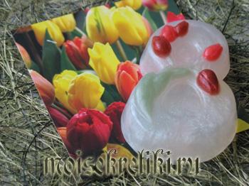 Мыло «С 8 марта»