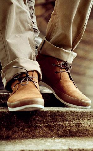 Мужская обувь 2012