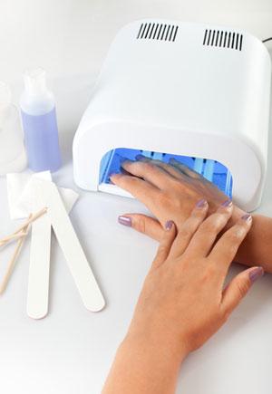 Можно ли сушить обычный лак в уф-лампе