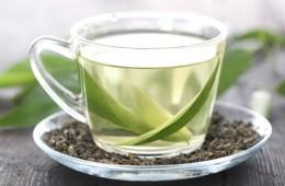 Белый чай для лица