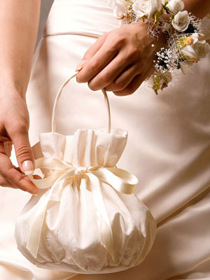 Как сшить свадебную сумочку своими руками