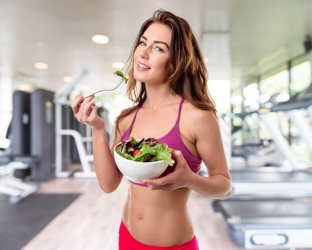 Фитнес Питания Для Похудения.