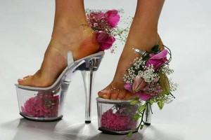 Туфли на очень высоком каблуке - вредно ли это?