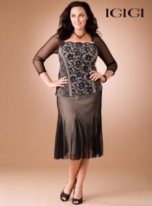 Одежда для полных женщин 2010