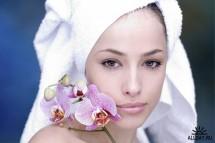 Орхидеи в косметологии