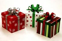 Какой выбрать подарок?