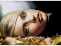 Осенний макияж 2010