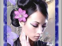 Японский макияж