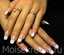 Биогелевые ногти