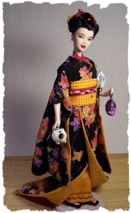 Японское рукоделие: тиримэн