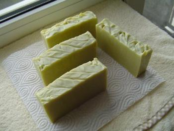 Медово-молочное мыло