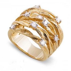 Сколько стоит кольцо с бриллиантом?
