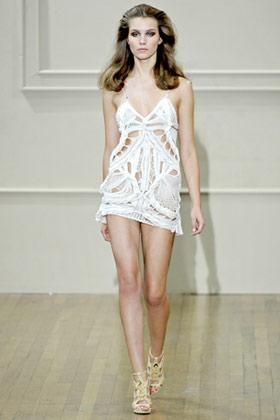Короткие платья 2011