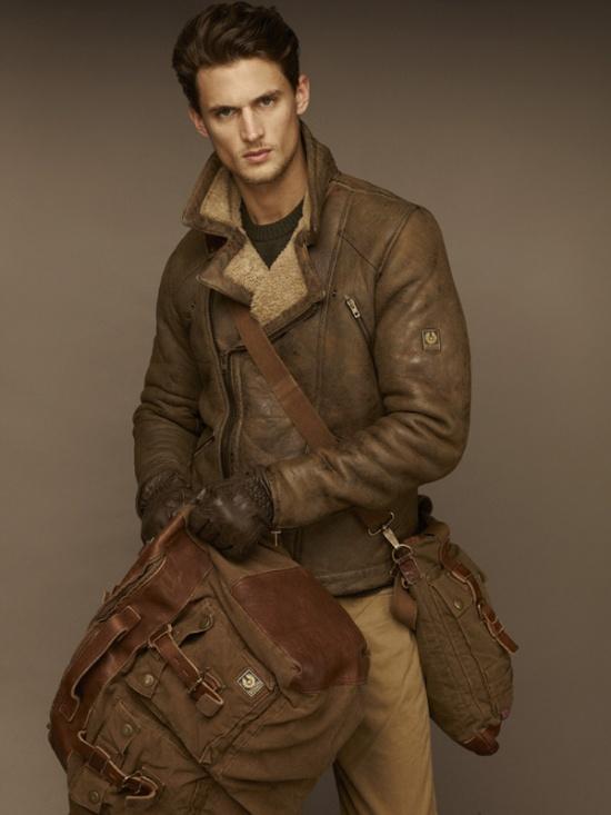 Мужские куртки 2012