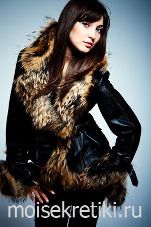 Женские зимние куртки 2012