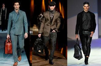 Мужские сумки из кожи