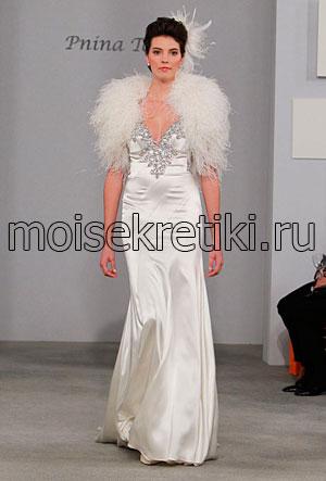 Свадебные платья: зимний вариант