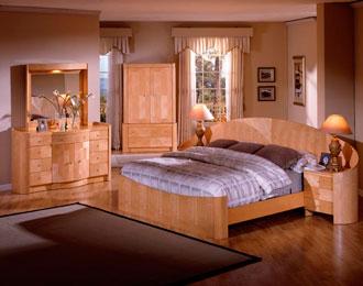 Двуспальная кровать: размеры
