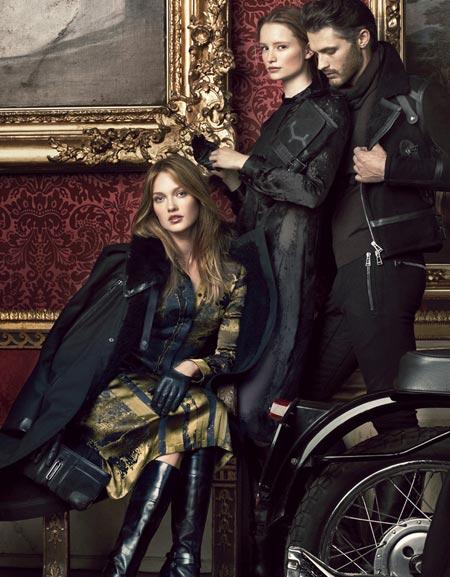 Мода: зима 2013