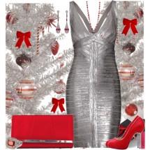 Новогодние платья 2013