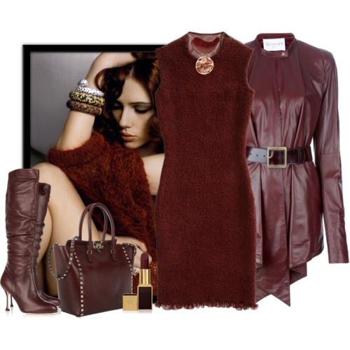 Осенние платья