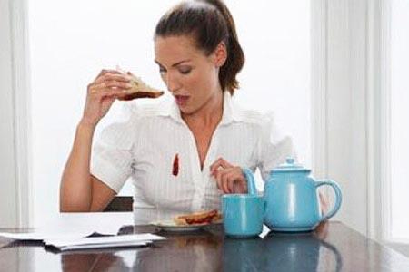 Как выводить жирные пятна