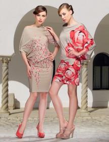 Модные платья весенне-летнего сезона 2013