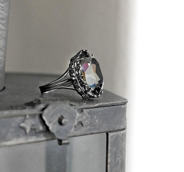 Почему темнеет серебряное кольцо