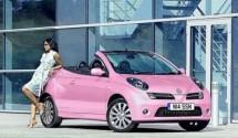 Популярные женские авто