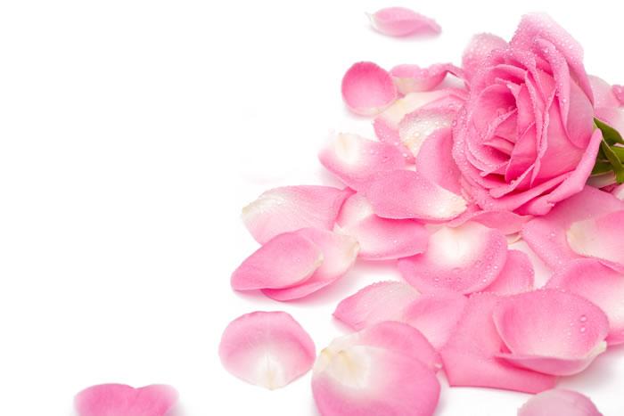 Лепестки роз в косметологии