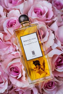 Духи с ароматом розы