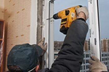 Пластиковые окна: особенности установки